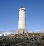 Akranes Modern Lighthouse